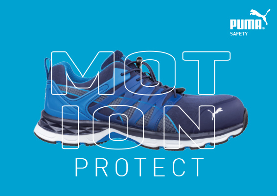 PUMA SAFETY Flyer MOTION PROTECT