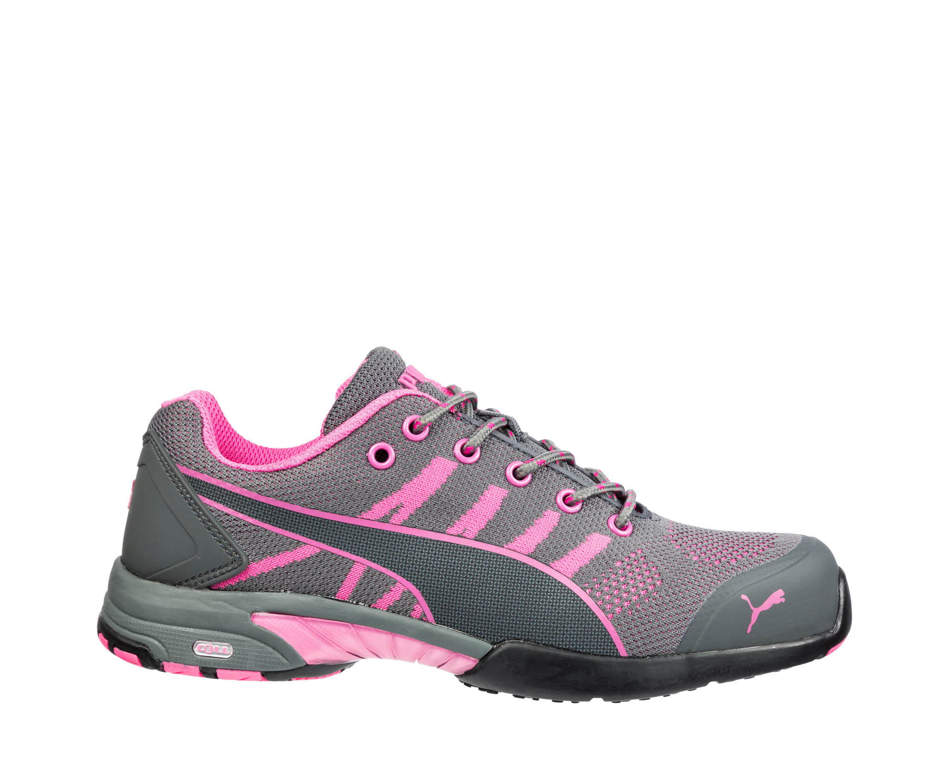 Puma Safety Celerity Knit Pink Low Wns S1 Hro Src Puma Safety English