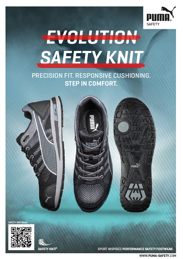PUMA SAFETY Flyer SAFETY KNIT